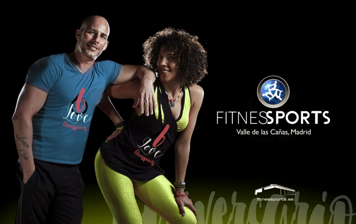 Zumba y Salsa sexto aniversario Just Six Fitness Sports Valle las Cañas