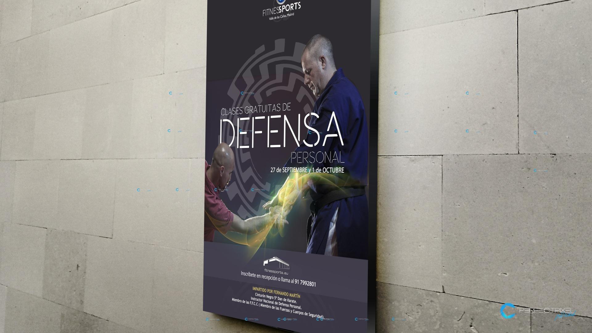 Escuela de defensa personal
