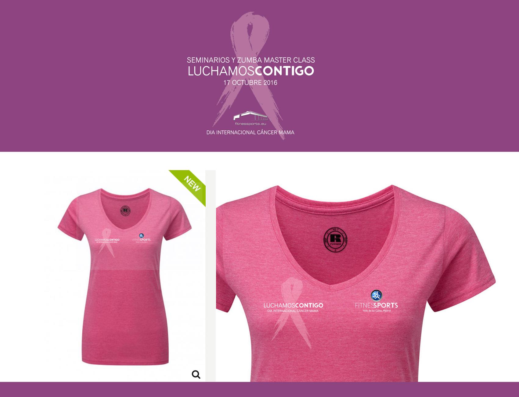 Día internacional de la lucha contra el cáncer - LUCHAMOS CONTIGO