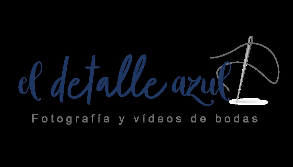 Logo el detalle azul