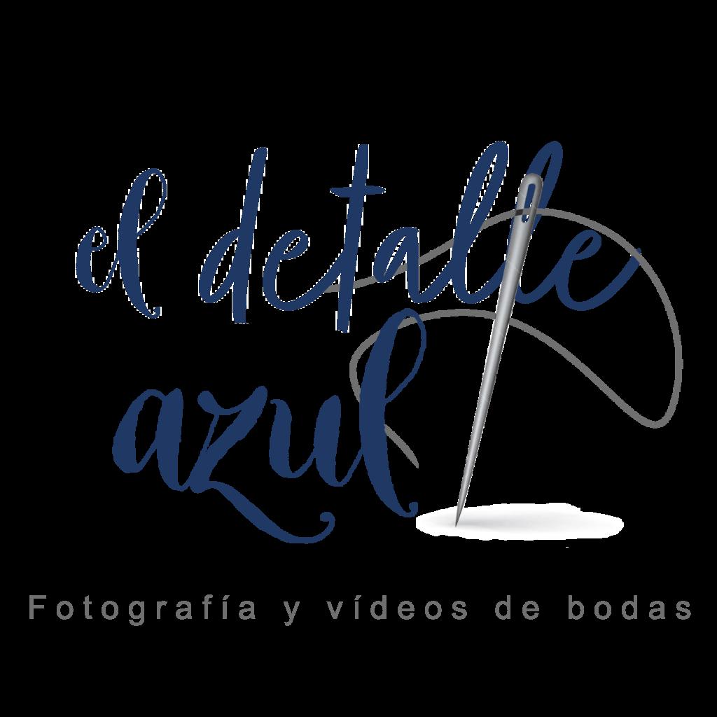 El detalle azul logo