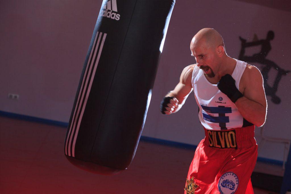 Fotografía Deportiva de boxeo con Silvio Olteanu