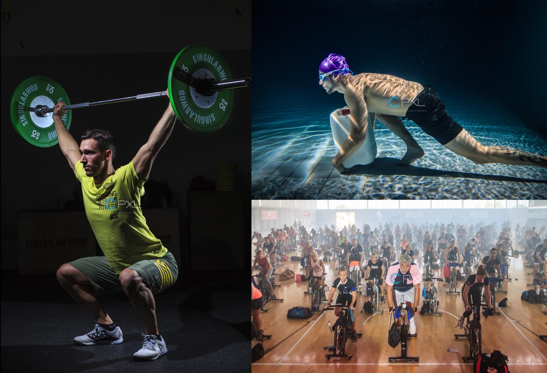 Diseño trípticos para centro deportivo en Madrid (Fitness Sports Valle de las Cañas)