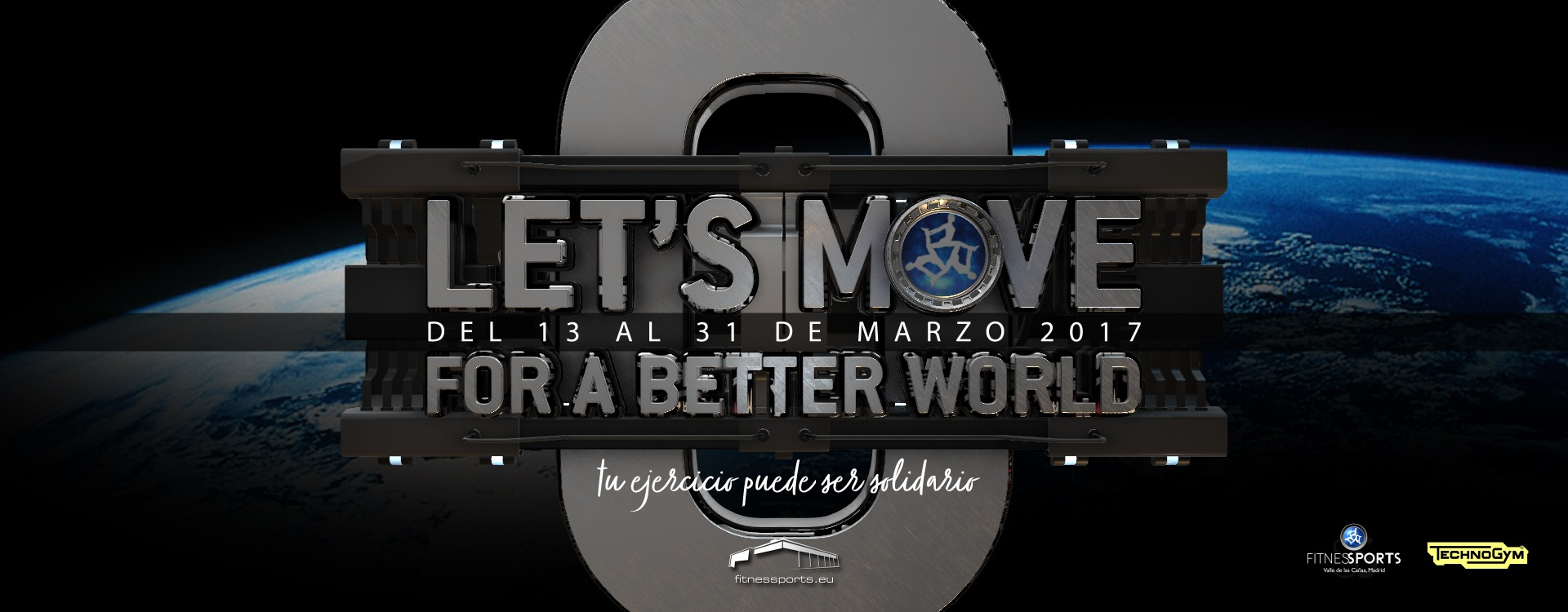 Campaña mundial Lets Move for a Better World 2017