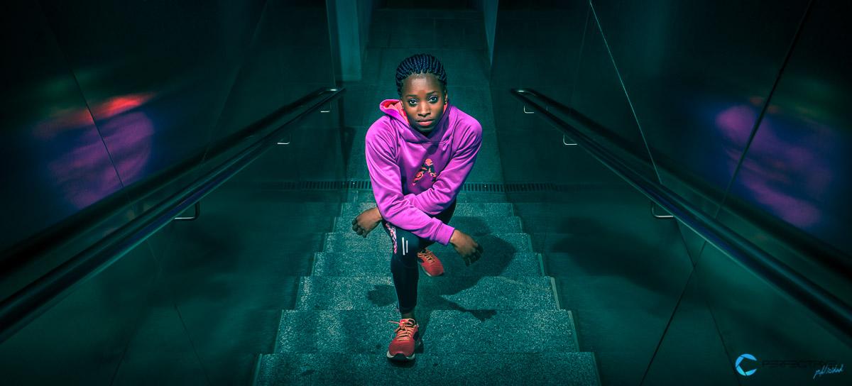 Retrato deportivo, Fotografía deportiva