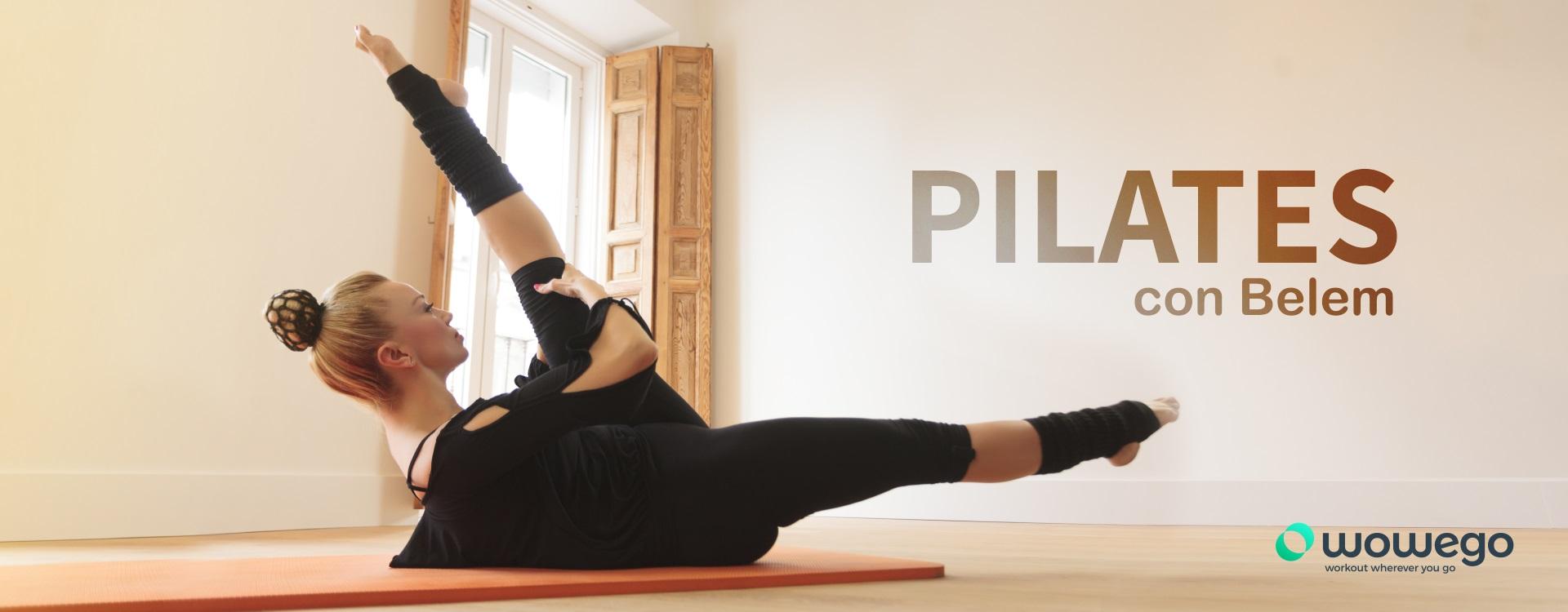 Video promo para wowego (workout wherever you go) - Fitness app