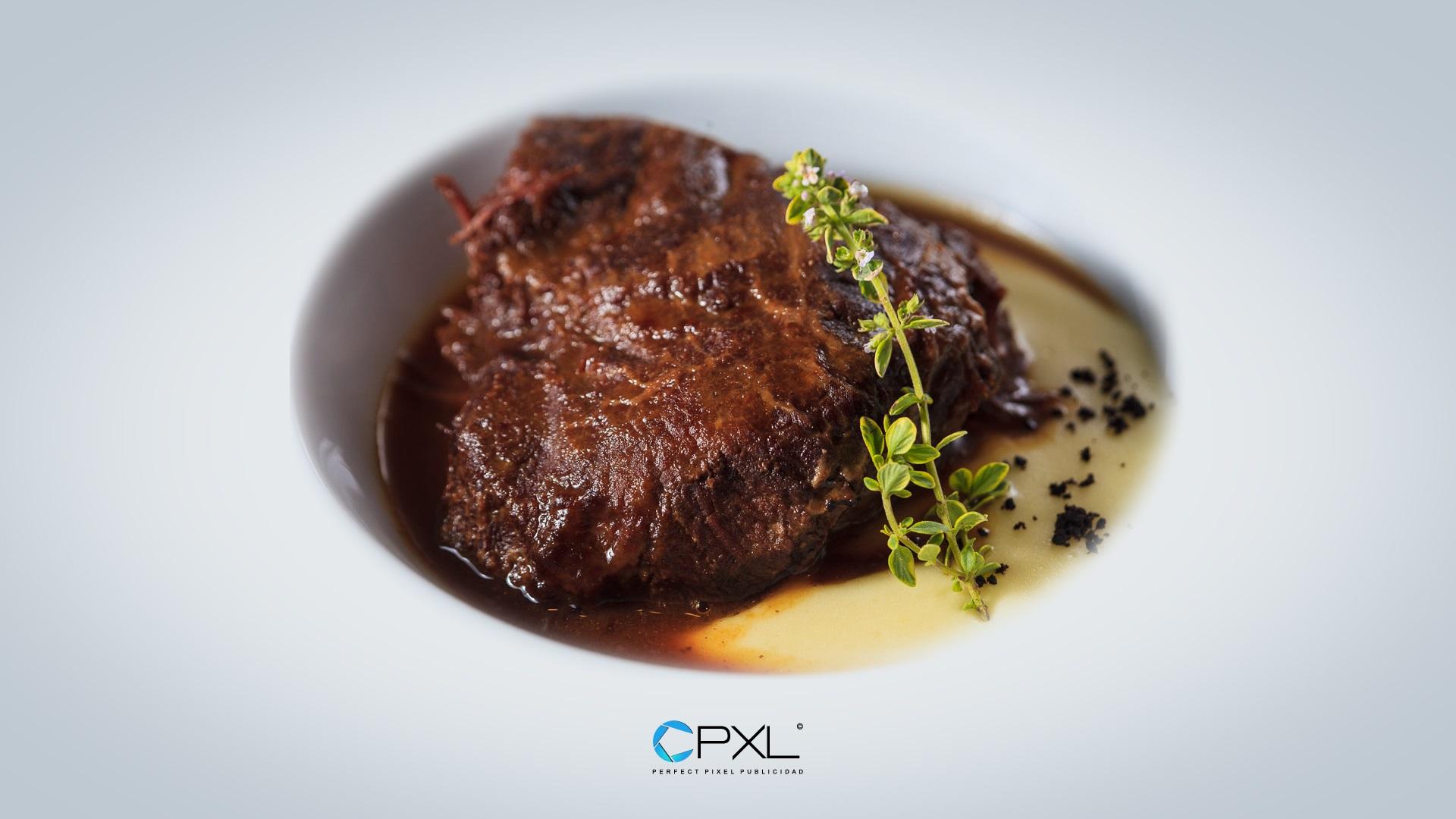 Sesión de fotografía gastronómica para grupo de restauración en Madrid by Perfect Pixel