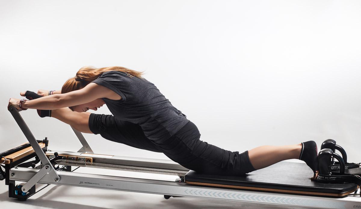 Sesión de fotografía para Pilates Reformer - Fitness Sports by Perfect Pixel