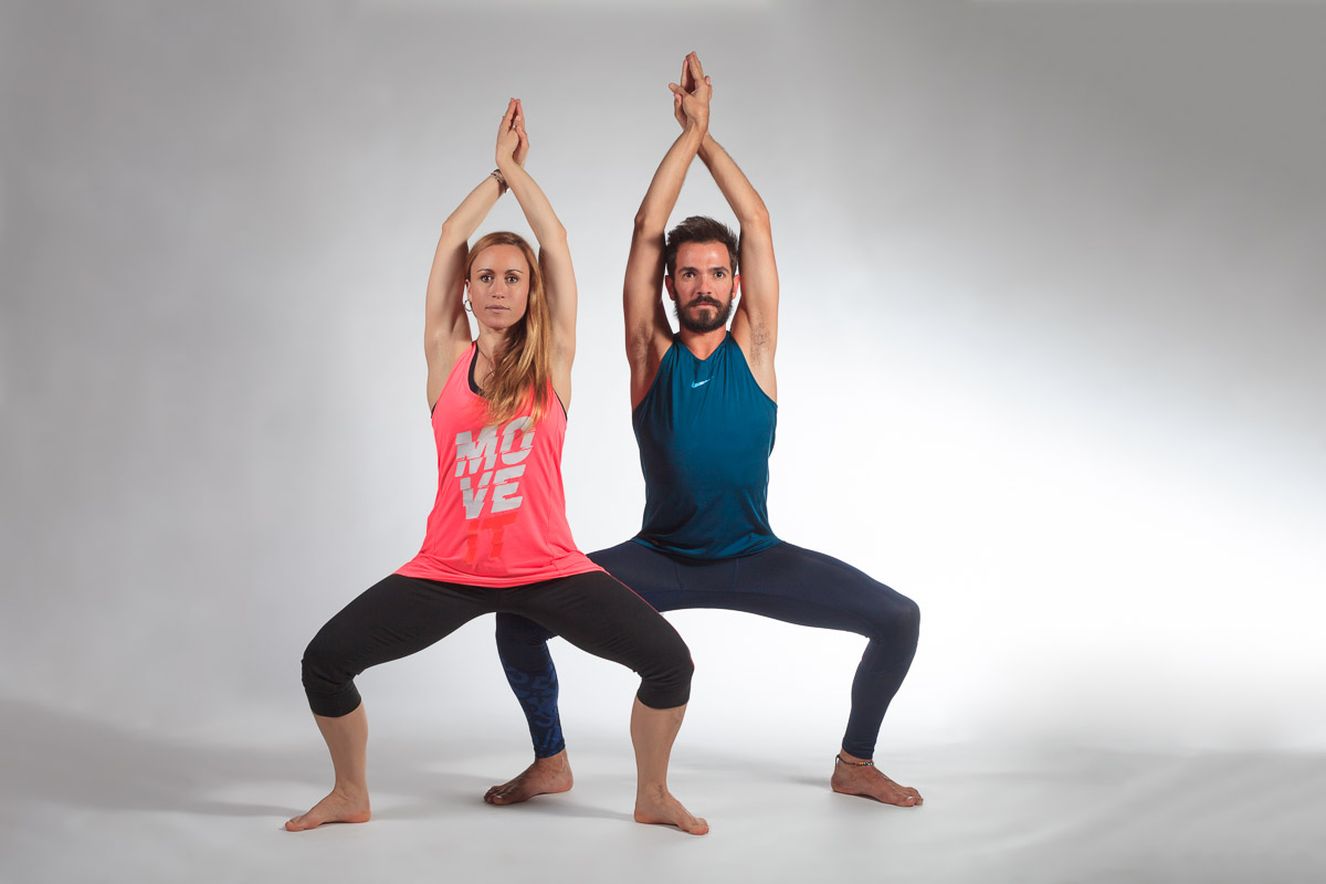 Sesión de fotografía para Pilates en pareja - Fitness Sports by Perfect Pixel