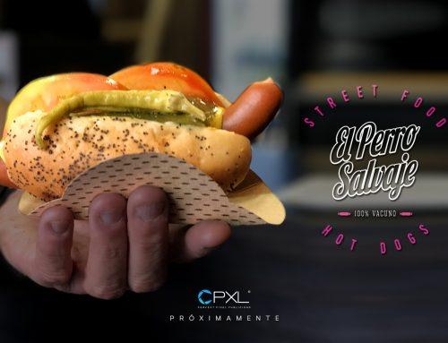 El Perro Salvaje (Street Food) – Hot Dogs 100% vacuno (Próximamente)