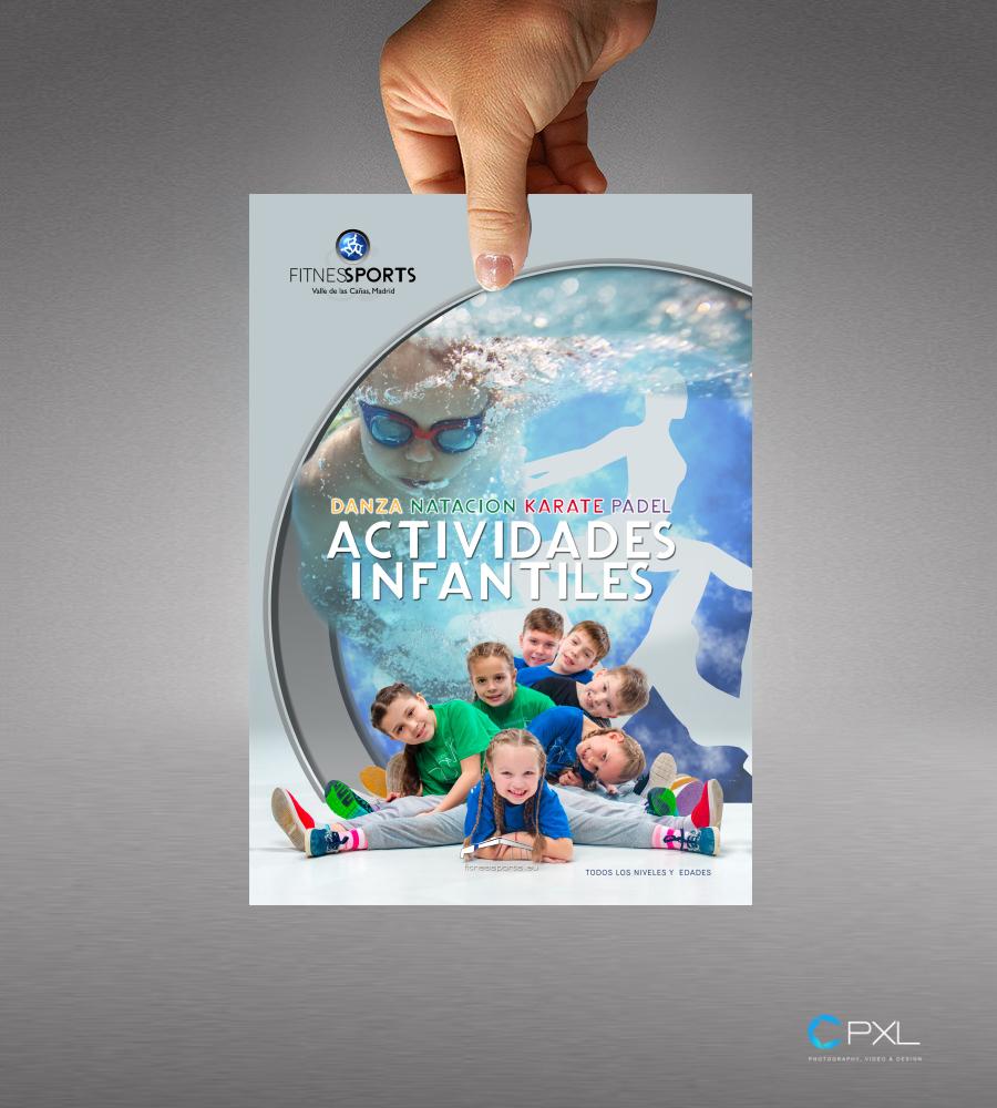 Diseno Flyer Profesional Para Empresas Perfectpixel Publicidad