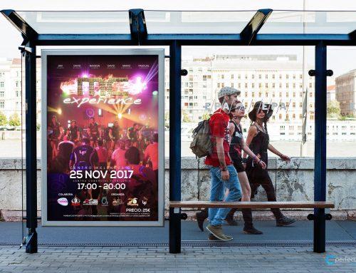 Cartelería profesional y fotografía deportiva para Madrid Cycling Experience