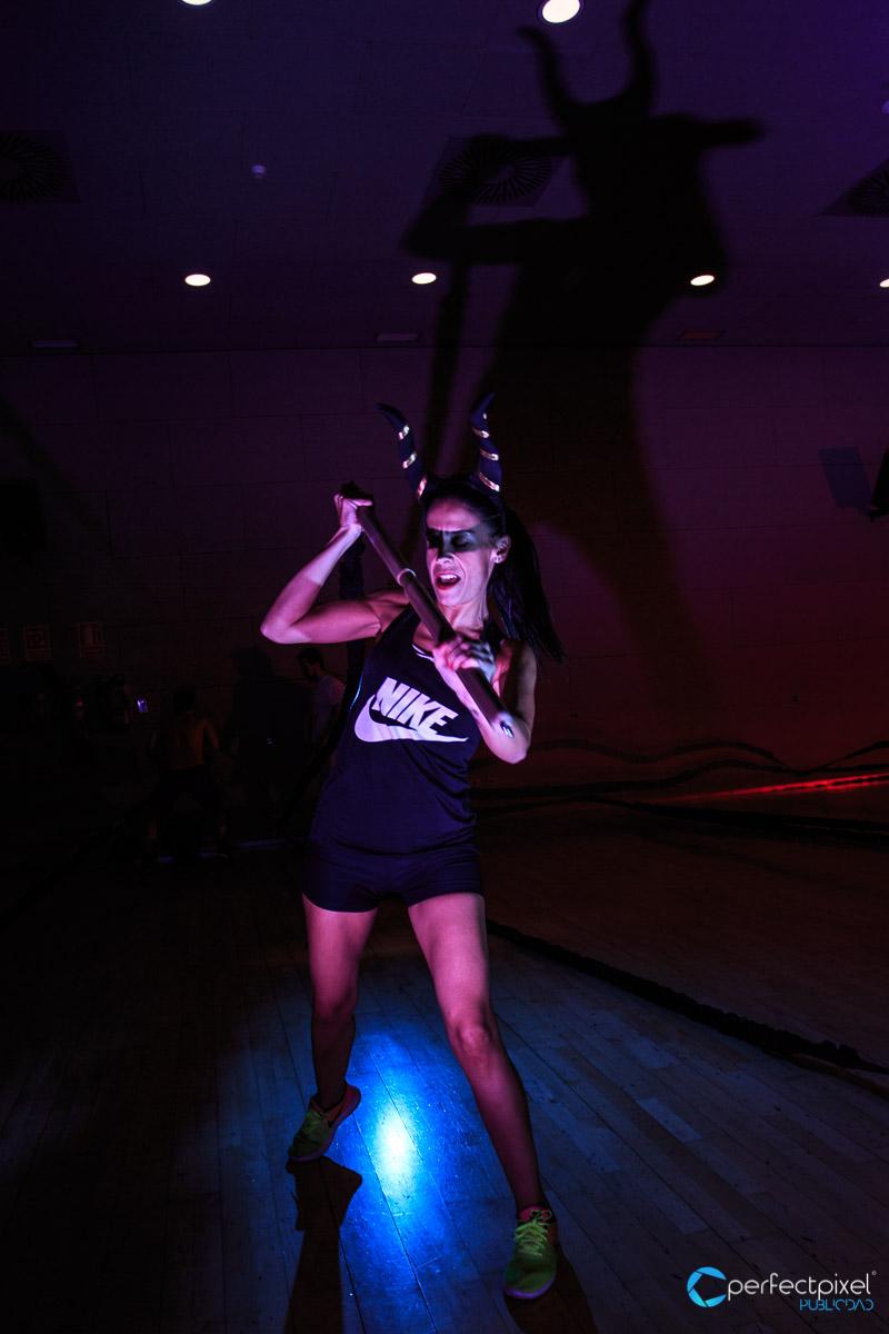 Halloween, Fotografía de eventos, Gimnasio, Fitness, GUN-Ex