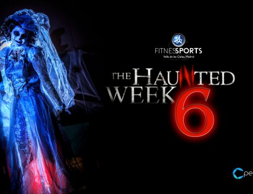 The Haunted Week 6 – Halloween 2017 (Fitness Sports Valle de las Cañas) – Fotografía de eventos