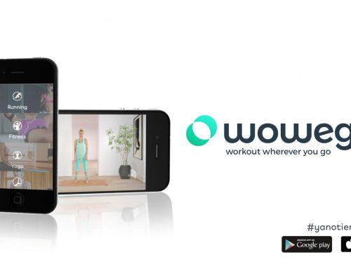 Promo Crowdfunding Wowego Fitness app – Crowdcube