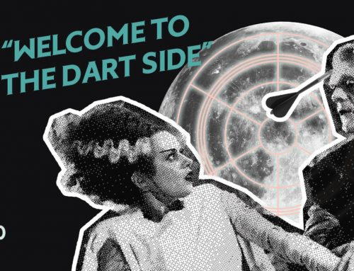 Halloween The Strad Club (Barcelona) – Welcome to the Dart Side
