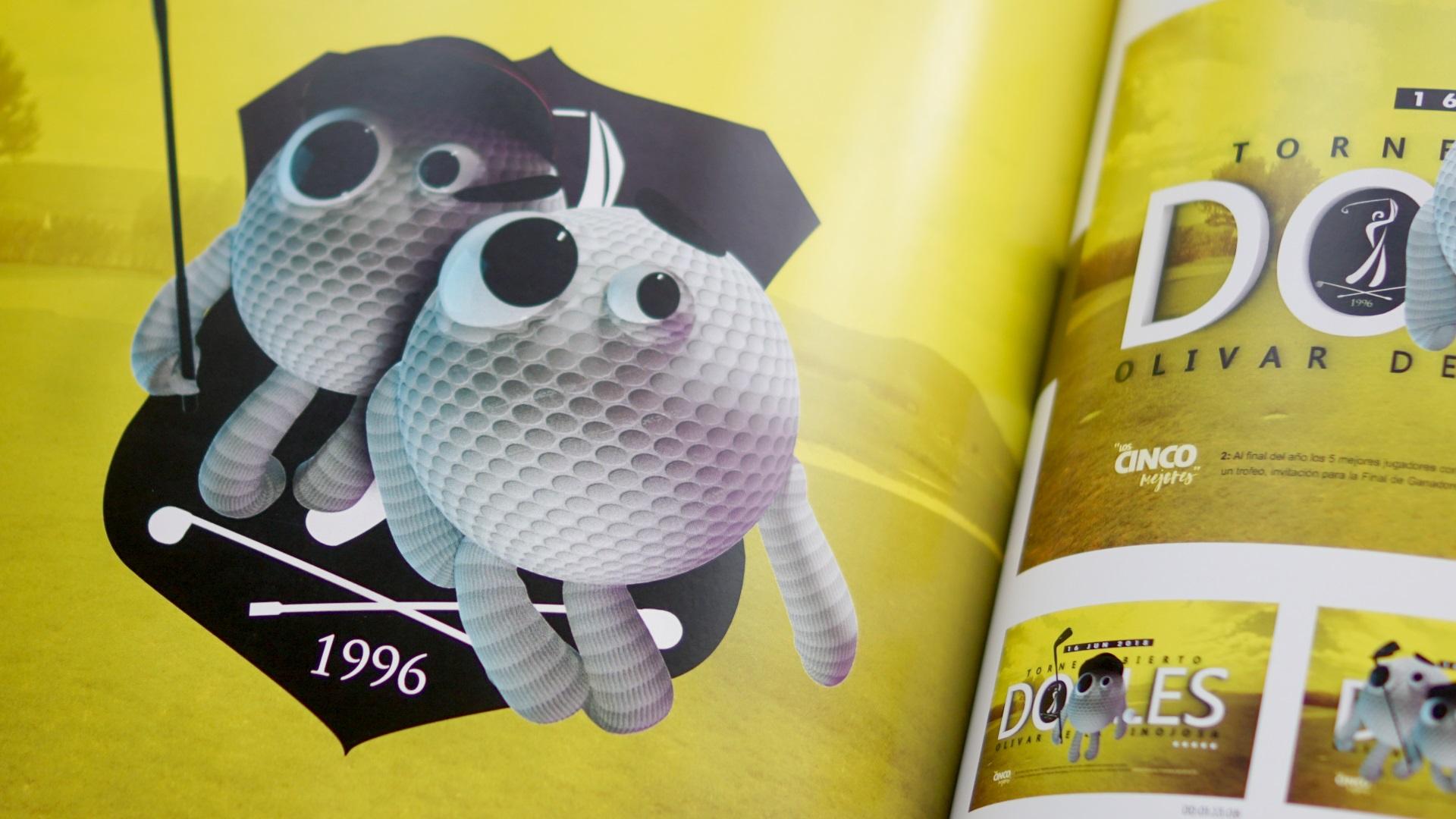 Roberto Cavalli Book Encin Joaquin Molpeceres golf Perfect Pixel Publicidad